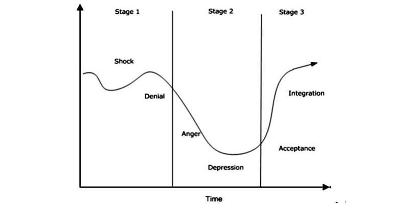 منحنی تغییر یا تبدیل