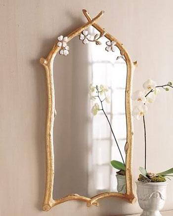 آینه کارش چیست؟